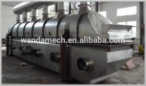 Macchina rettilinea dell'essiccatore del letto fluido dell'olio di alta efficienza
