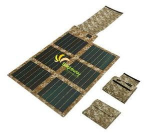 45W гибкого использования солнечной энергии на основе аморфного кремния в мастерской