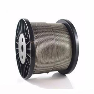 Cavo di ancoraggio galvanizzato tuffato caldo della lega di alluminio del filo di acciaio