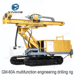 Génie hydraulique sur chenilles multifonction de la machine de forage pour la vente