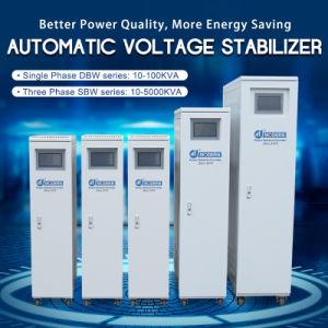 Fase única e três fase 10-5000kVA estabilizador automático de tensão/Regulador de Voltagem