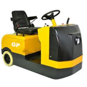 8ton de elektrische Batterij van de Tractor van het Slepen Automatische Ingevoerde volledig