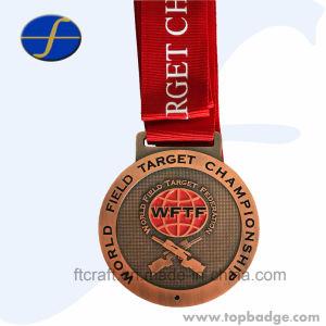 Medalhas de metal decoração personalizada de loja Dom Metch Desafio Barata Medalha Desportivo Ftmd1312J
