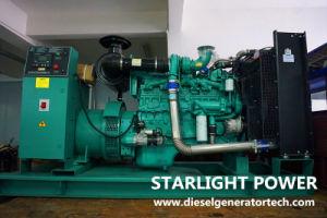 30kw Moteur Cummins 4bt3.9-G2 Groupe électrogène Diesel 37,5 kVA Groupe électrogène