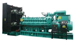 平行になることを用いるGoogol 2400kw 3000kVAのディーゼル発電機