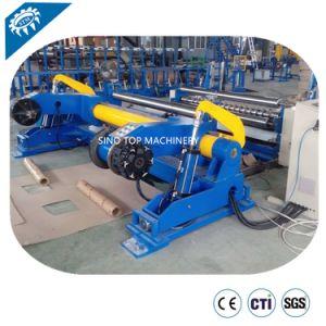 La production de base de papier automatique de papier coupeuse en long et de rembobinage de la machine