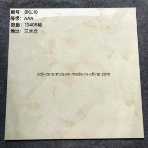 中国の磁器の陶磁器のフロアーリングの石の建築材料の熱い販売完全なボディ大理石のタイル