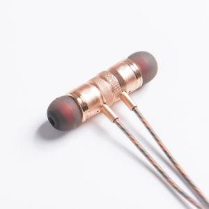 Cuffia avricolare di Bluetooth di sport del trasduttore auricolare di Bluetooth di sport del microfono delle cuffie con il microfono