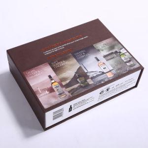 Contenitore impaccante di vino del nuovo di disegno di vino di bottiglia del contenitore cartone creativo del regalo