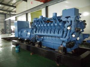 Dieselgeneratoren MTU-320kw/400kVA mit AVR-Regler