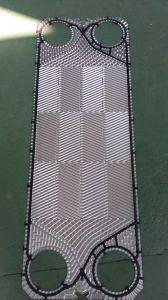 Permutador de calor para o Resfriador de Óleo Hidráulico Industrial M20m gaxeta