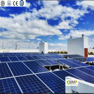Sistema Fotovoltaico tejado aprobó 60 células policristalinas Panel Solar de 270W (Módulo)