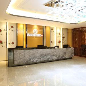 2018 5 étoiles Hôtel de style moderne de la Chine en bois Meubles de chambre à coucher