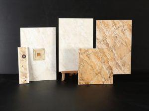 Sneeuw Ceramische Muur en Vloer Ctile met Wit en Zwart voor Badkamers & Keuken
