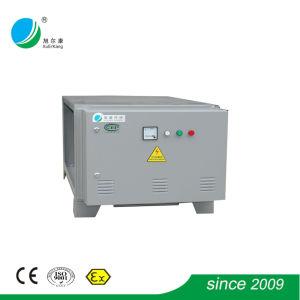 Het Systeem van de Filtratie van de Olie van het vet voor de Mist van de Olie van de Keuken met de Filter van Drie Laag