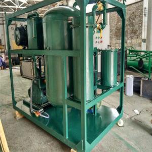 Dos etapas portátil purificador del aceite de vacío/máquina Sistema de filtración de aceite del transformador/vacío de la planta de llenado de aceite