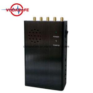 La señal de alta potencia Jammer portátil nuevo bloqueador celular GSM teléfono móvil de mano de la señal Jammer, Bloqueador celular Jammer