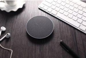 Ткань ци зарядное устройство USB беспроводной зарядное устройство для iPhone и Samsung мобильный телефон