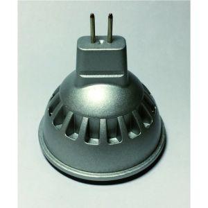 LEDの球根MR16のアルミニウムボディ5W 12V 450lm