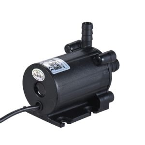 El flujo de DC 12V 450L/H 5m de elevación magnética continua sin escobillas de aislamiento de agua bombas anfibio