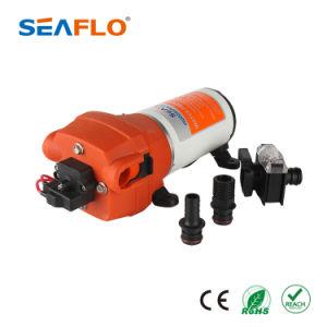 Seaflo 24V 4.5gpm 40psiの携帯用水ポンプ