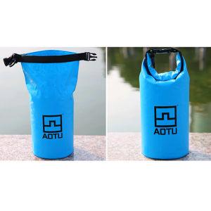 Outdoor Camping l'eau chaude de godet de pliage Portable sac à linge