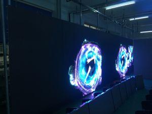 Promoción P3.91 a todo color en el interior de la pantalla LED para publicidad