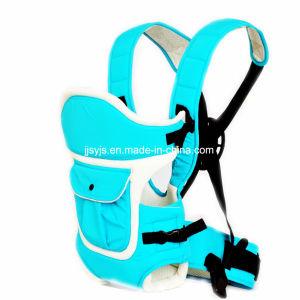 Venda por grosso de poliéster multifuncional de alta qualidade portadora de bebé azul