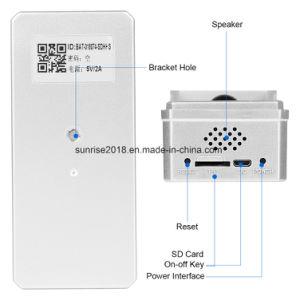 Videocamera ricaricabile della batteria di litio di tempo standby di 90 giorni