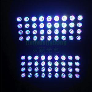 セリウムのRoHS 72X10W RGBW 4in1 LEDの壁の洗濯機ライト