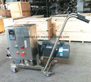 Bonne qualité en acier inoxydable 304 de la pompe de transfert d'huile de soja