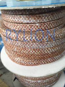 Fibra Kynol com embalagem de PTFE