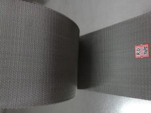 Inverter Holandês tecem o rolo da correia da tela do extrusor