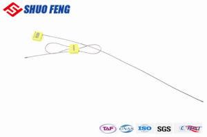 調節可能な高い安全性のドアロックストリングタグケーブルのシール