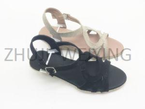 Mesdames Glitter Upperjute sandales de filtre en coin