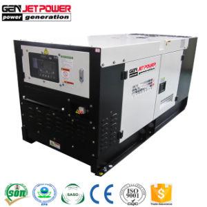 60Hz 12kw 15kVA schalldichter Dieselgenerator-Setportable-Typ
