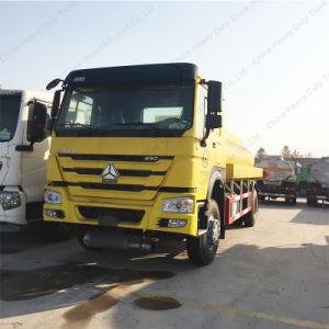 6X4 HOWO 15000Lの石油燃料タンクトラック