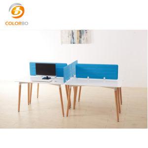 Haustier-Büro-Möbel Acosutic Schreibtisch-Bildschirm