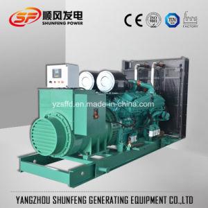 elektrische Diesel713kVA stromerzeugung mit Cummins Engine