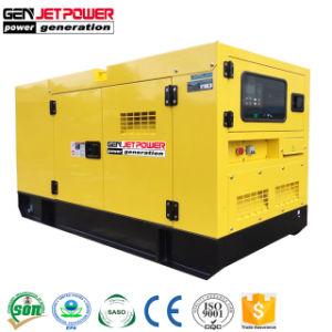 Prezzo diesel di monofase del piccolo generatore portatile di Genset 15kVA 15kw