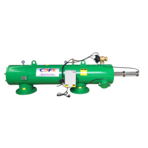 220V/50Hz自動自浄式水フィルター農業の潅漑