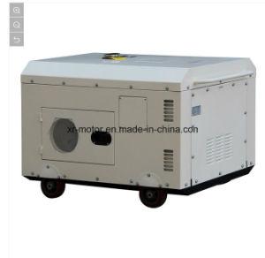 Air-Cooled 8.5kw極度の無声電気ディーゼル発電機