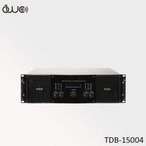 amplificateur de puissance de son usine de Guangzhou en Chine, puissance de commutation amplificateur audio 4x1500watts