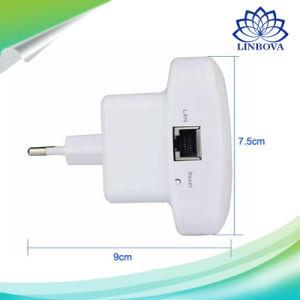 Draadloos-n WiFi Wi van het Netwerk van de Repeater 802.11n/B/G Ap Wps van WiFi van de Vergroting van het Signaal van de Expander van de Waaier van de Routers 300Mbps van FI HulpEncryptie