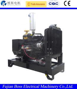 Weifang Engine 디젤 엔진 발전기 세트 디젤 Genset에 의해 강화되는 60Hz 75kw 94kVA Water-Cooling 침묵하는 방음