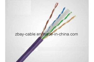 23AWG 24AWG Cat5 Cat5e CAT6 CAT6um cabo CAT7 UTP/FTP/SFTP cabo LAN cabe a granel cabo de dados cabo de rede