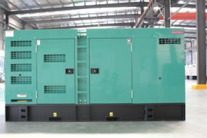工場販売法50kVAの無声タイプCumminsのディーゼル発電機(GDC50S)