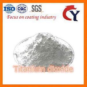Het chemische Witte Dioxyde van het Titanium Anatase