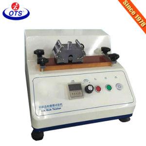 Tester elettrico dello sfregamento dell'inchiostro di controllo del microcomputer dell'affissione a cristalli liquidi della strumentazione di elettronica