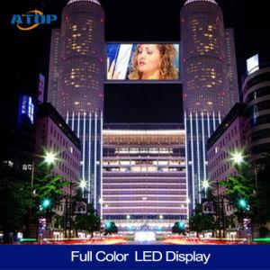 192*192 mm Cores exteriores Display LED montados no veículo